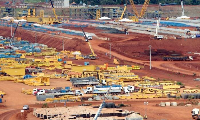 Longa espera.  Projeto da Vale em Canaã dos Carajás, no Pará, levou sete anos para conseguir licença de instalação – Divulgação/Vale/11-3-2015