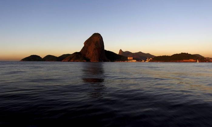 Imagens do livro 'Guanabara Espelho do Rio', do fotógrafo Custodio Coimbra com textos de Cristina Chacel Foto: Custodio Coimbra / Agência O Globo